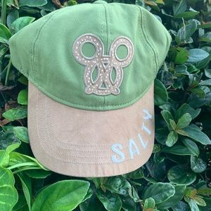 Mickey Pretzel Disney Snack Hat